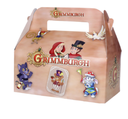 Grimm menubox