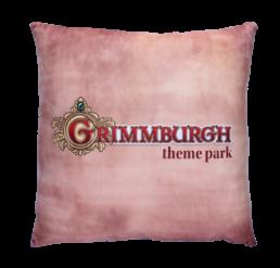 Grimm pillow