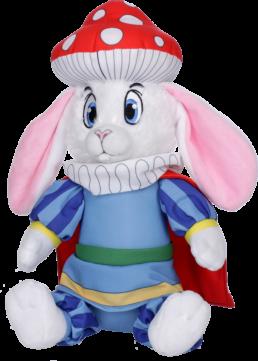 Plush toy Grimmburg Fairy Tale Rabbit