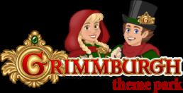 Logo Grimmburgh Theme Park