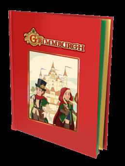 Grimmburgh book