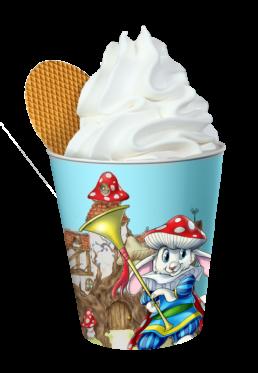 Grimmburgh ice cream cup